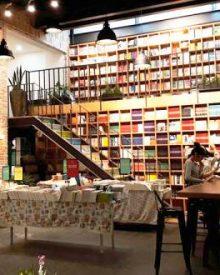 Tổng hợp các quán cà phê sách trải dài ba miền Bắc Trung Nam